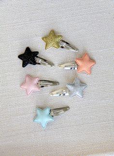 Star Hair Clips, sooo cute