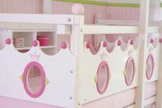 Prinzessinnen Etagenbett : Besten etagenbett prinzessin bilder auf princesses