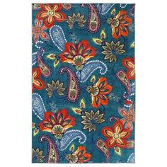 Mohawk Home Whinston Multi 6 ft. x 9 ft. Area Rug-513023 - The Home Depot