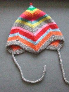 Ravelry: Stickigt's Lill-Iris' hat