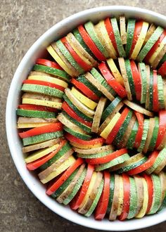 Summer Vegetable Tian Recipe with Zucchini, Tomatoes, and Potatoes