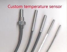 Best Custom Service high Quality Custom Temperature sensor for NTC ,PTC ,PT100.PT1000 All kinds of sensor in Chip ,metal , Cable