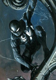 Symboite Spider-Man