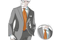 Nodi, lunghezza, colore: le regole della cravatta - Style - Il Magazine Moda Uomo del Corriere della Sera