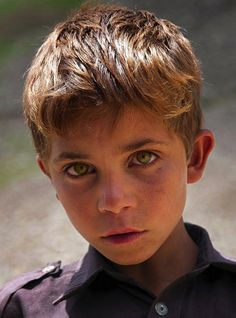 Amazing eyes- Boy from Afghanistan
