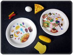 create a meal ) paper plates craft .ourcreativesteps.blog.com & indoor game paper plates and balloons ourcreativesteps.blog.com ...