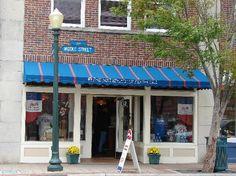Birthplace of Pepsi, New Bern, NC