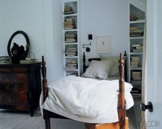 Darryl Carter via Elle Decor {bedroom} | Flickr - Photo Sharing!