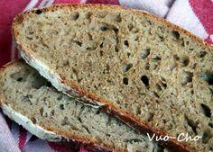 Taas yksi lempileipä - Maalaisleipää Glorian tapaan