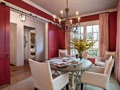 Dining Room Pictures From HGTV Smart Home 2014
