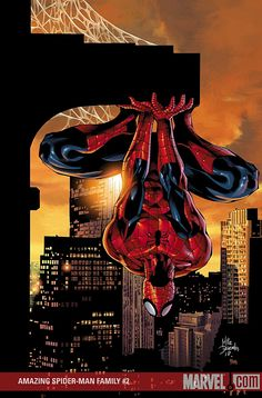 SPIDER-MAN by MIKE DEODATO