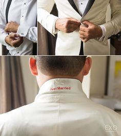 Groom details captured by EXO Photography & Cinema