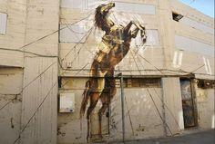 Awesome Street Art by Faith47