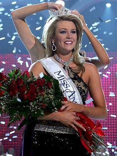 Miss America 2007 - Lauren Nelson (OK)  LOVE her!!!