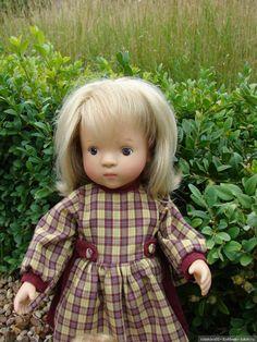 Малышка Улла / Sylvia Natterer, Сильвия Наттерер. Коллекционно-игровые куклы / Бэйбики. Куклы фото. Одежда для кукол