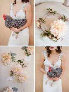 Need to take photos of our chickens (once we get them) like this