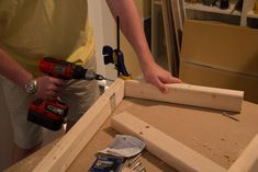 How we built the frame for our banquette kitchen seating we assembled using Ikea kitchen cabinets. Ikea Kitchen Cabinets, Kitchen Units, Wood Cabinets, Dining Room Chair Cushions, Lounge Chairs, Banquette Seating In Kitchen, Diy Frame, Home Appliances, Flooring