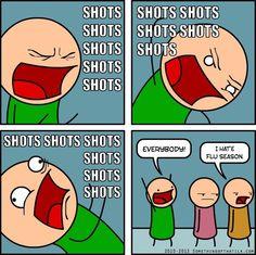 Shots Shots Shots!