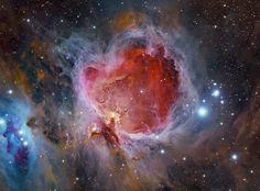 The Orion Nebula. <3