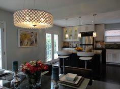 Candice Olson Inspired Kitchen | house ideas | Pinterest
