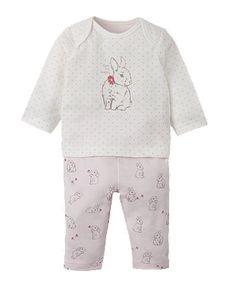 Mothercare Bunny Pyjamas