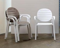 Krzesła sztaplowane Nardi Palma