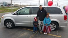 Awesome! Congratulations to Jeremy on your new 2011 Chrysler Town and Country!  Thank you again, Kunes Country Ford Lincoln of Sterling and Jack Hibbard.