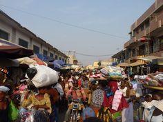 Market, Lome, Togo