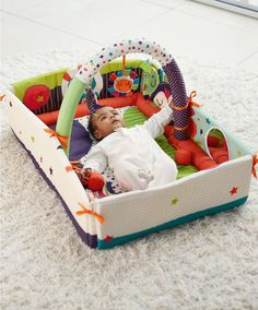 Mamas & Papas offer the best quality in prams, pushchairs, car seats, nursery furniture, baby clothing and toys & gifts. Understanding parent and baby. Baby Boy Nursey, Nursery Twins, Diy Tapis, Baby Activity Gym, Baby Cubs, Baby Stuffed Animals, Baby Nest, Baby Couture, Mamas And Papas