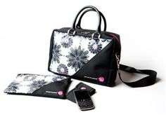 Whatchyagot Bags~ carry all of your medicines together in this functional bag. Makes a great diaper bag too!
