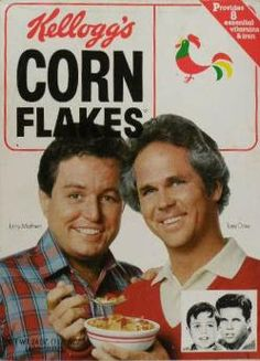 Kellogg's Corn Flakes box with Jerry Mathers & Tony Dow Great Tv Shows, Old Tv Shows, Jerry Mathers, Tony Dow, Leave It To Beaver, Star Show, Oldies But Goodies, Vintage Ads, Vintage Stuff