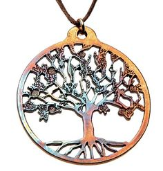 Tree of Life Iridescent Pendant Necklace on Adjustable Natural Fiber Cord From War to Peace http://www.amazon.com/dp/B007X92ZBI/ref=cm_sw_r_pi_dp_qniNtb0F8KAPRJ9T