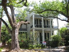 Probably the most famous house in the Garden District.