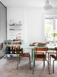 get this look: industrial modern kitchen / sfgirlbybay