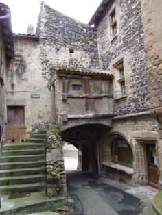 Saint Saturnin, Clermont Ferrand, Rhone, Amazing Architecture, Land Scape, Travel Photos, Gate, Beautiful Places, Europe