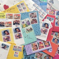Way back when we were young adventurers backpacking around the globe. My Bestie and I would write as often as possible we didn't have email or mobile phones we just wrote everything down The contents I must say are hilarious often focused around boys. This particular bunch of letters was during a time when I was working and saving to go and join @missgroovygirl in California it was going to be my first big travelling adventure. I remember how I couldn't wait to check the mail each day. I…
