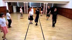 English Country Dance - John Tallis Canon - with Tutorial - Arbon e.V.