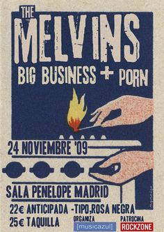 The melvins (pinned by @pascualaparicio)