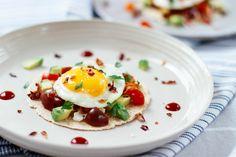 Low-carb Breakfast Tortillas - Oh La Latkes Paleo, Keto, Lchf, Breakfast Tortilla, Low Carb Breakfast, Sin Gluten, Crunchy Granola, Healthy Options, Snack