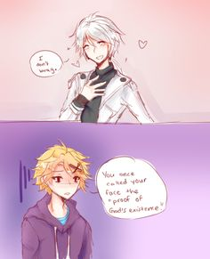 Lololol typical Zen and cutie Yoosung!! C and j I say. Its time