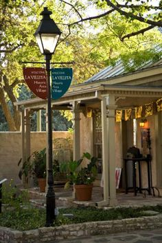 Top 10 Romantic Attractions for Couples Visiting San Antonio: #2 in Romantic San Antonio Attractions: La Villita