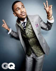 Big Sean for GQ