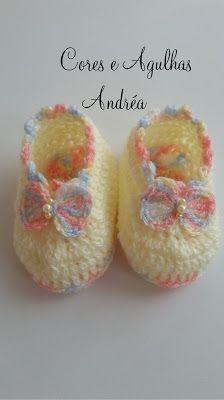 Sapatinho de Bebê