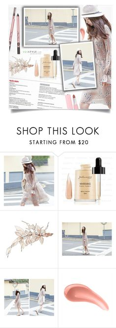 """""""YesStyle Polyvore Group """" Show us your YesStyle """""""" by lillili25 ❤ liked on Polyvore featuring Urban Decay"""