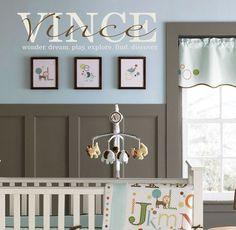Child Baby Name Wall Decal By OnDisplayGraphix On