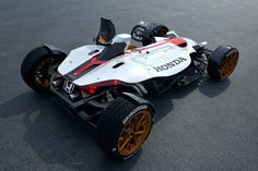 Honda Project 2&4 powered by RC213V<br />