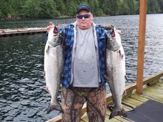 Another one of our fishing charter guides.