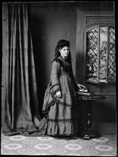 Miss Susan Maria Smith c. 1870-75  State Library of New South Wales