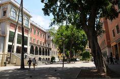 Facultad de Letras. Universidad de Murcia