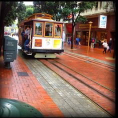 7cede858f0f Riding the San Francisco cable cars - Best Cable Car Photos in San Francisco